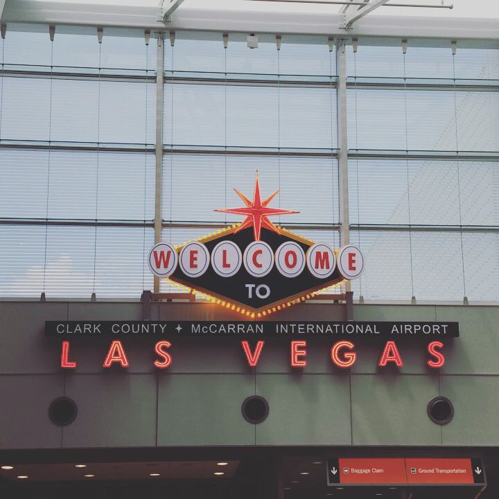 brzina izlaska u Las Vegas preko 40
