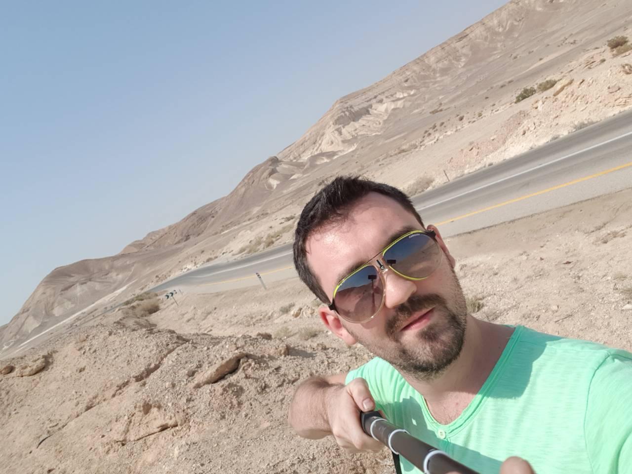 Judejska pustinja - Izrael // Privatna arhiva
