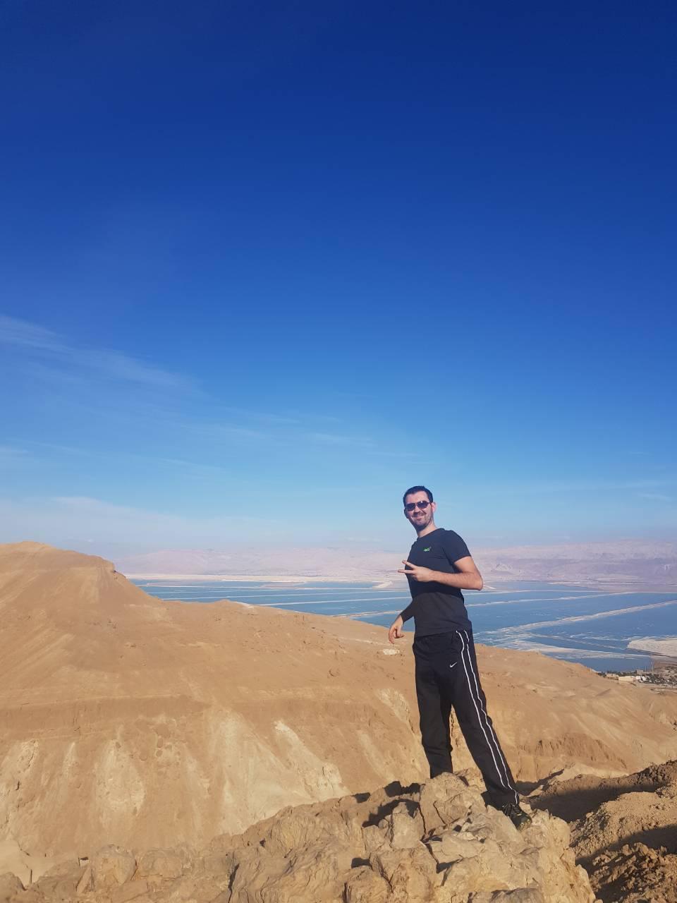Judejska pustinja i Mrtvo more // Privatna arhiva