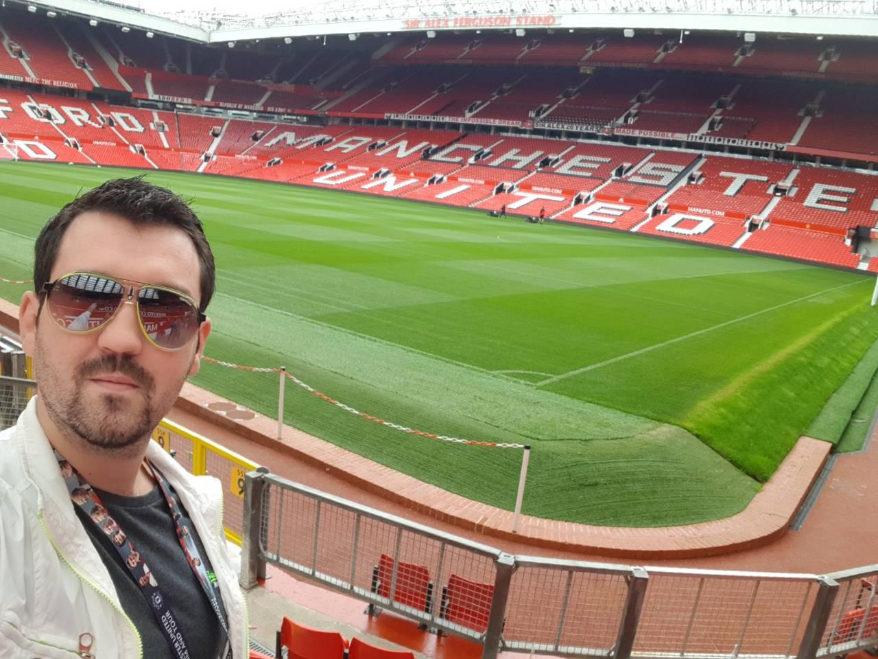 Manchester United - Engleska // Privatna arhiva