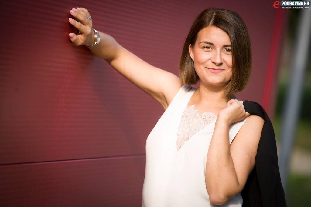 Lana Kasumović // Foto: Matija Gudlin