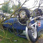 Prometna nesreća Kunovec Breg // Foto: Ivan Balija