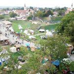 Renesansni festival 2019 iz zraka