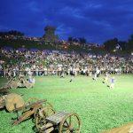 Renesansni festival 2019. Subota - napad na grad // Foto: Matija Gudlin