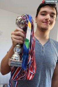 Fran Maroševac, Counter Strike igrač iz Koprivničkih Bregi // Foto: Matija Gudlin