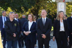 Dan koprivničkih branitelja i 28. obljetnica preuzimanja vojarne u Koprivnici // Foto: Matija Gudlin