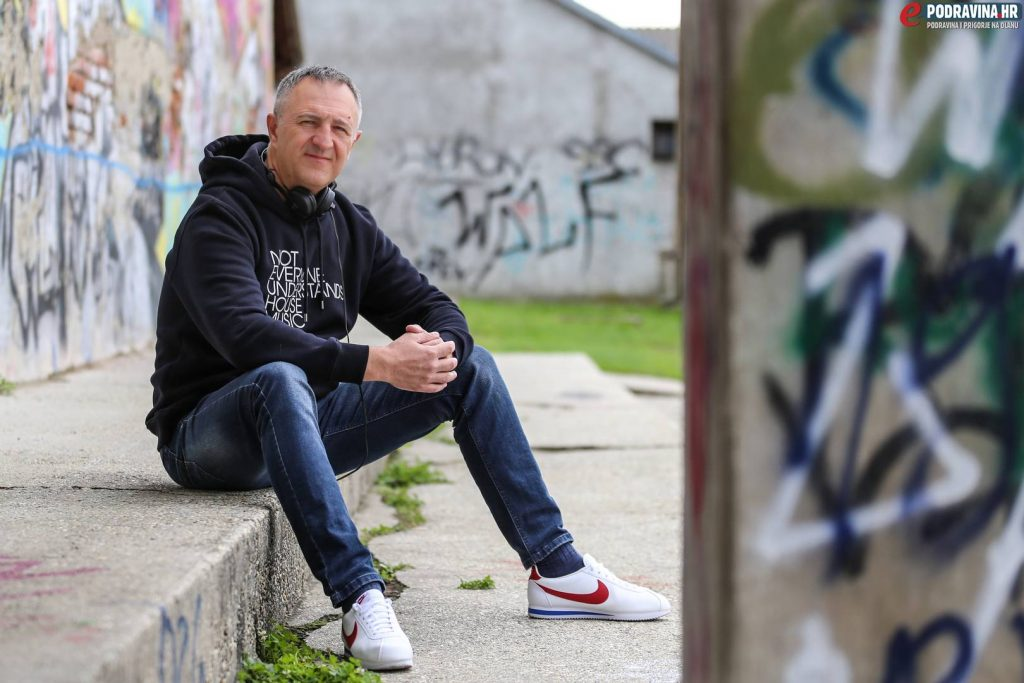 Ivan Krnjić Krnya // Foto: Matija Gudlin