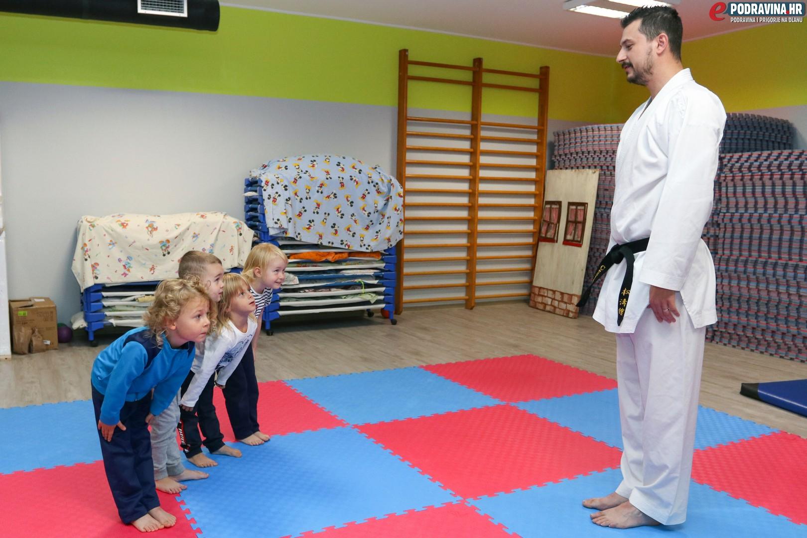 Upoznavanje s karateom