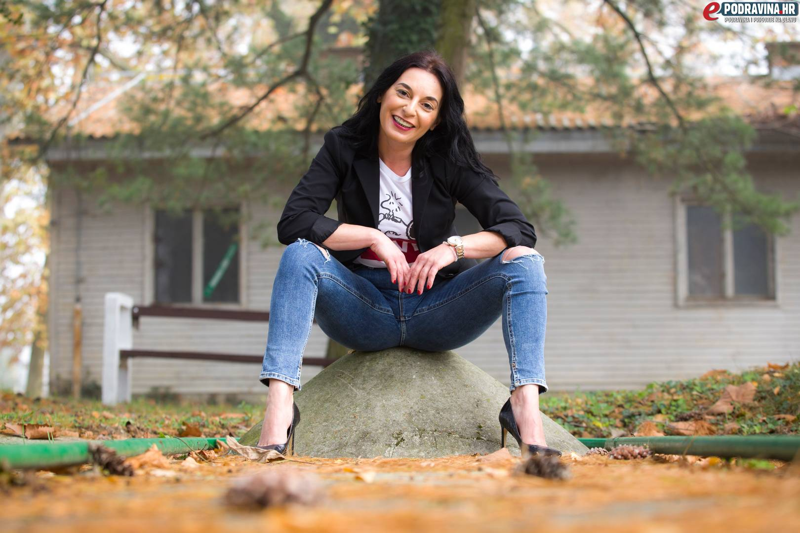 Silvana Petrović Premec // Foto: Matija Gudlin