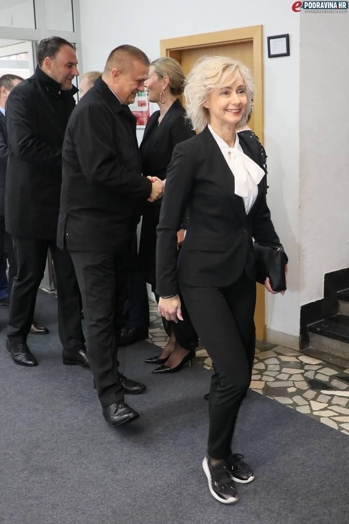 Svečana sjednica, 663. rođendan Koprivnice // Foto: Matija Gudlin