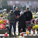 Svi sveti - sesvete - Pri svetom duhu Koprivnica groblje 2019