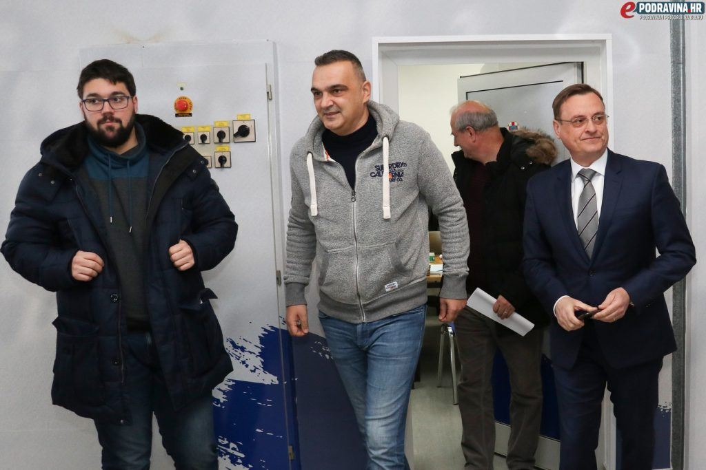 NK Slaven Belupo - početak priprema 2020.