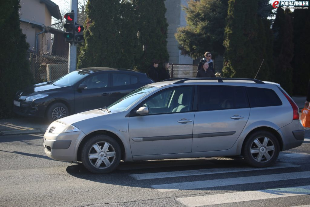 Prometna nesreća // Foto: Matija Gudlin