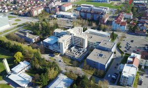 Opća bolnica Dr. Tomislav Bardek // Foto: Mario Kos