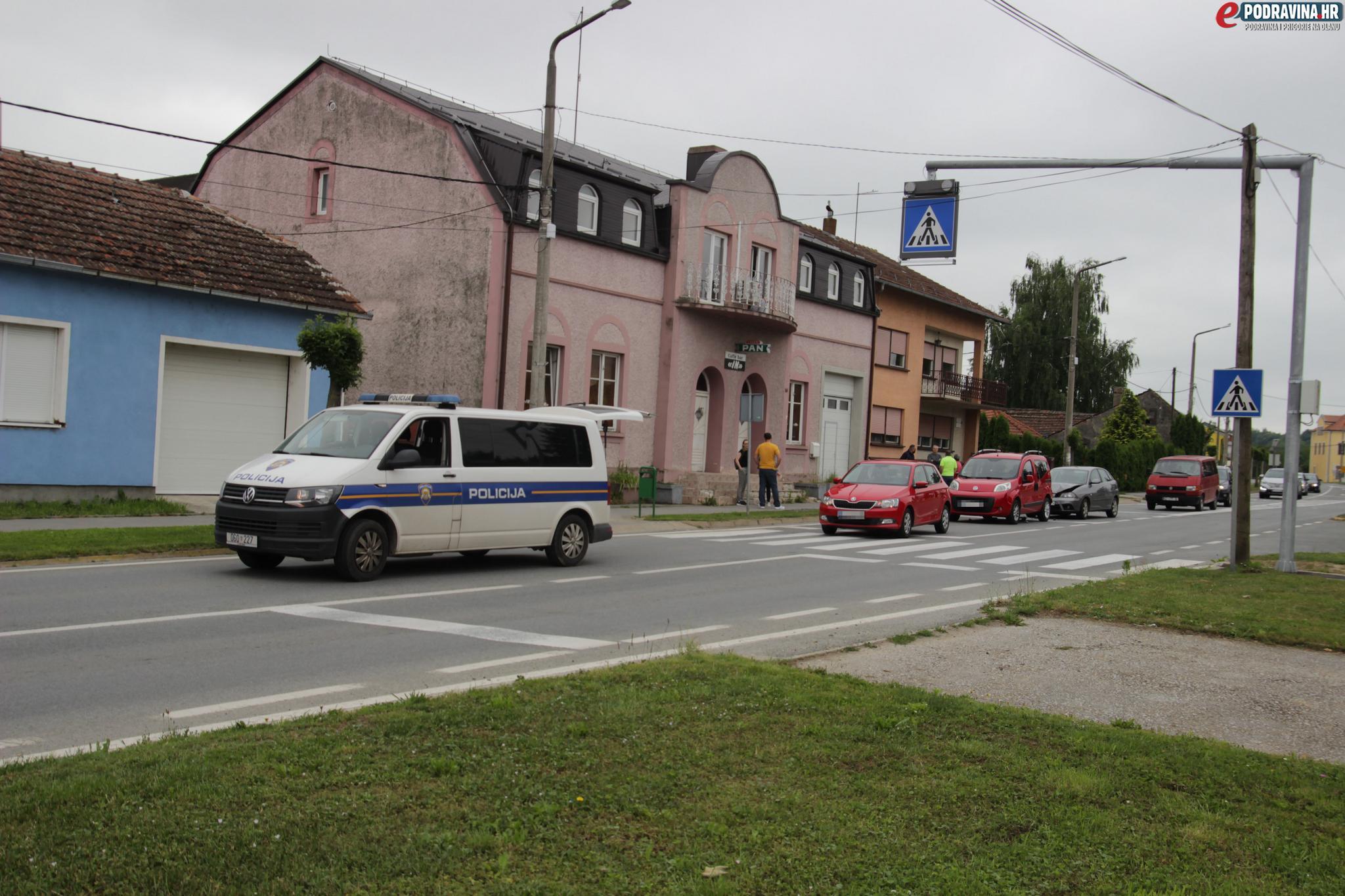 Prometna Novigrad Podravski // Foto: Matija Gudlin