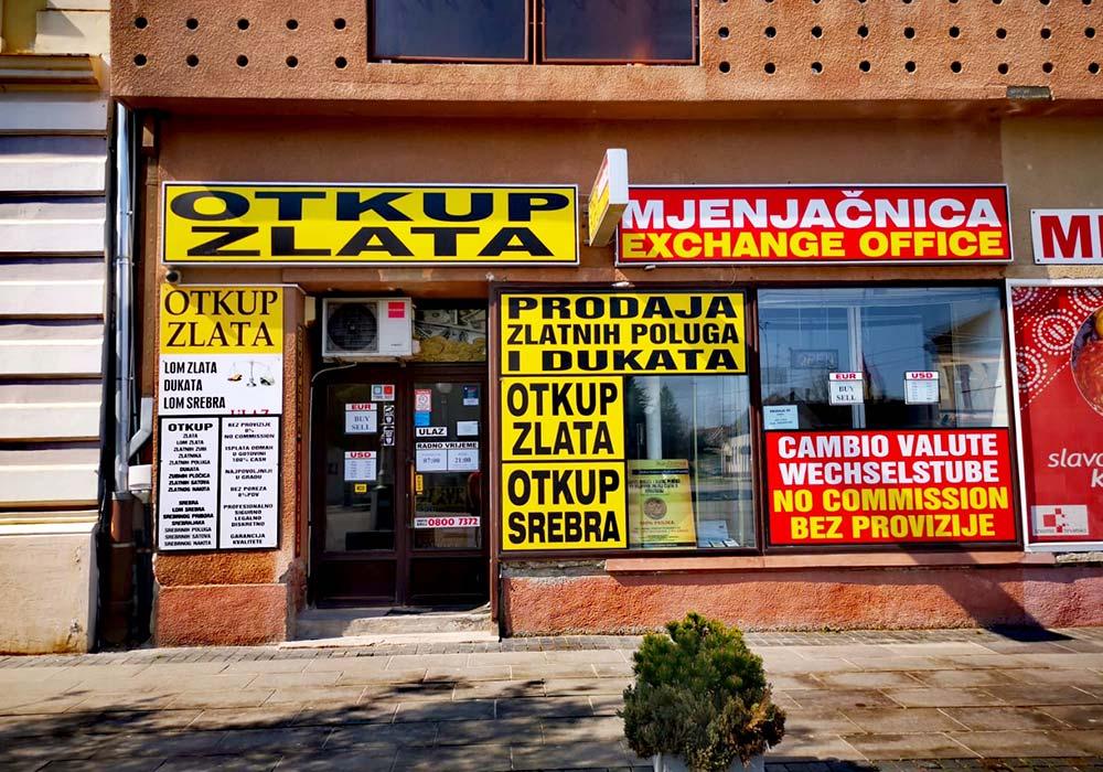 Auro Domus poslovnica u Koprivnici