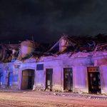 Petrinja nakon potresa