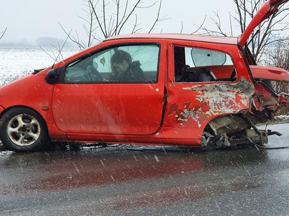 Prometna nesreća u Đurđevcu