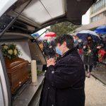 Posljednji ispraćaj Marina Pucara ispred Podravke