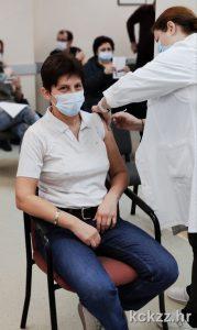 Cijepljenje zdravstvenih djelatnika