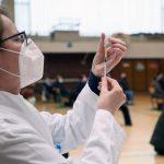Cijepljenje koronavirus // Foto: Ivan Balija