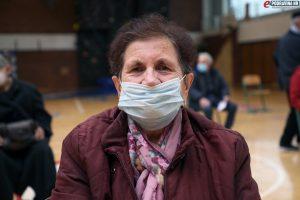 Cijepljenje protiv korona virusa // Foto: Ivan Balija
