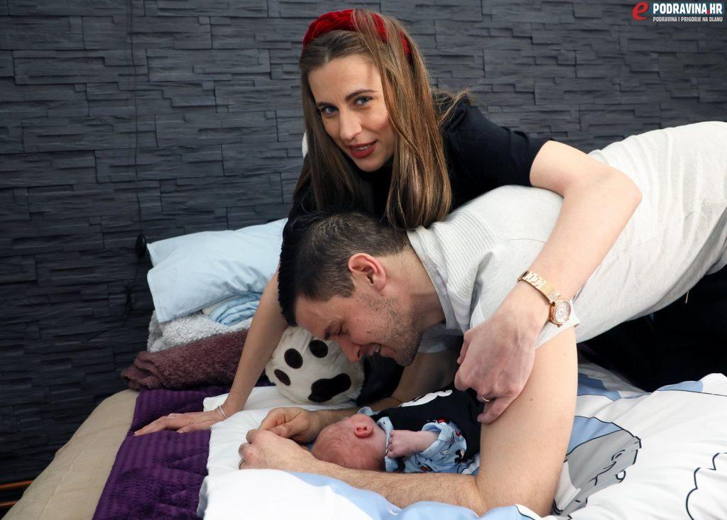 Vjekoslav i Petra Kolar, Valentinovo // Foto: Ivan Balija