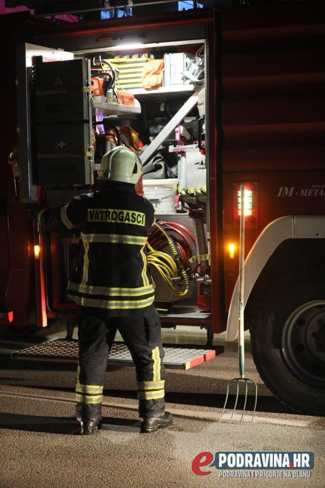 Požar Miklinovec