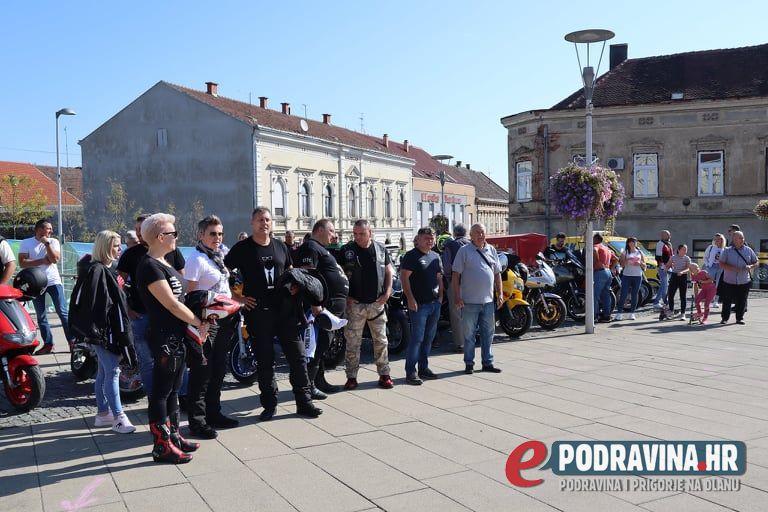 Motoristički i biciklistički susret Križevci